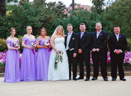 Nicole & Tim's Albury Wedding | Albury Wodonga Wedding Photographer