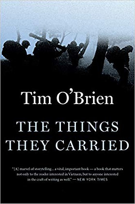 The Things They Carried - In Depth Analysis of Text