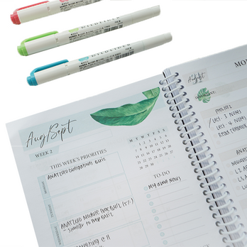 STUDYCOLLAB DAILY PLANNER