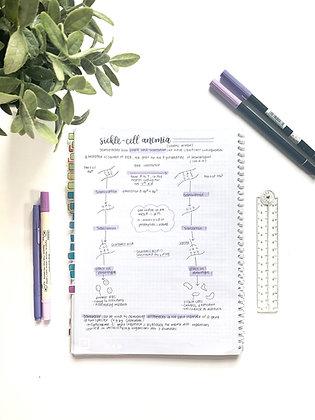 Topic 3 - Genetics Syllabus Notes (WATERMARK)