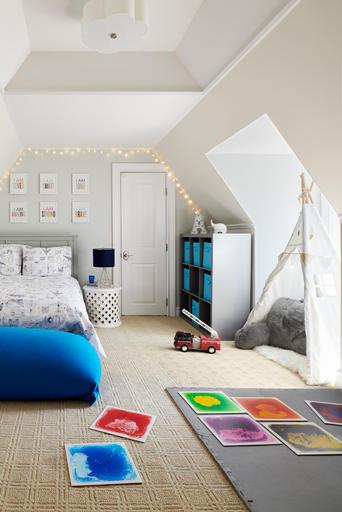 Sensory bedroom