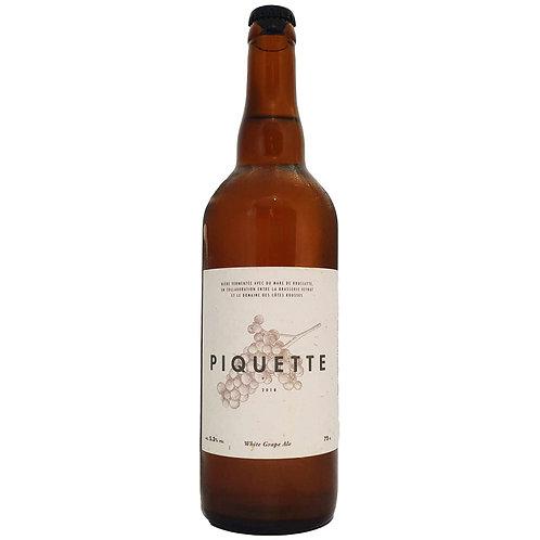 La Piquette (White Grape Ale)