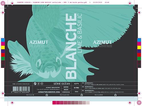Blanche Lime Basilic