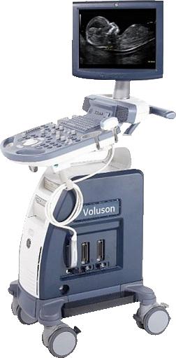 GE VOLUSON P8