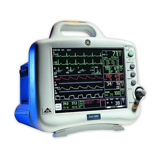 GE Dash 3000 Монитор Пациента