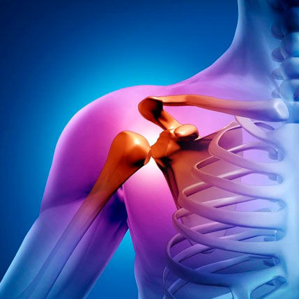КТ плечового суглоба без контрасту