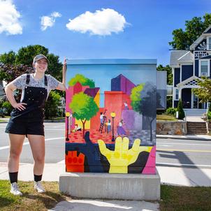 """Colorful Community"""