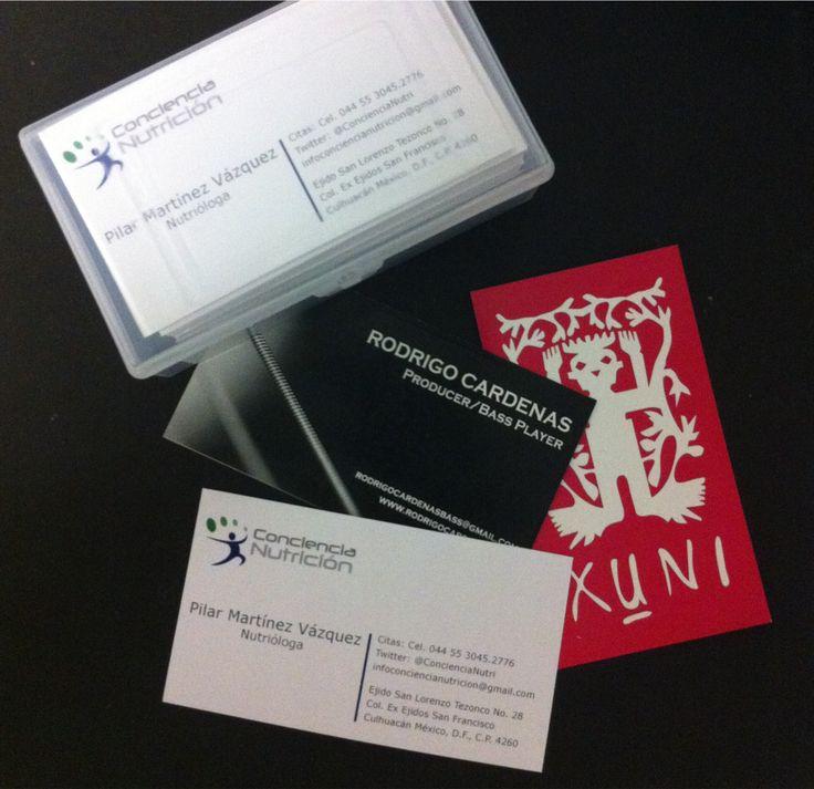 tarjetas presentacion