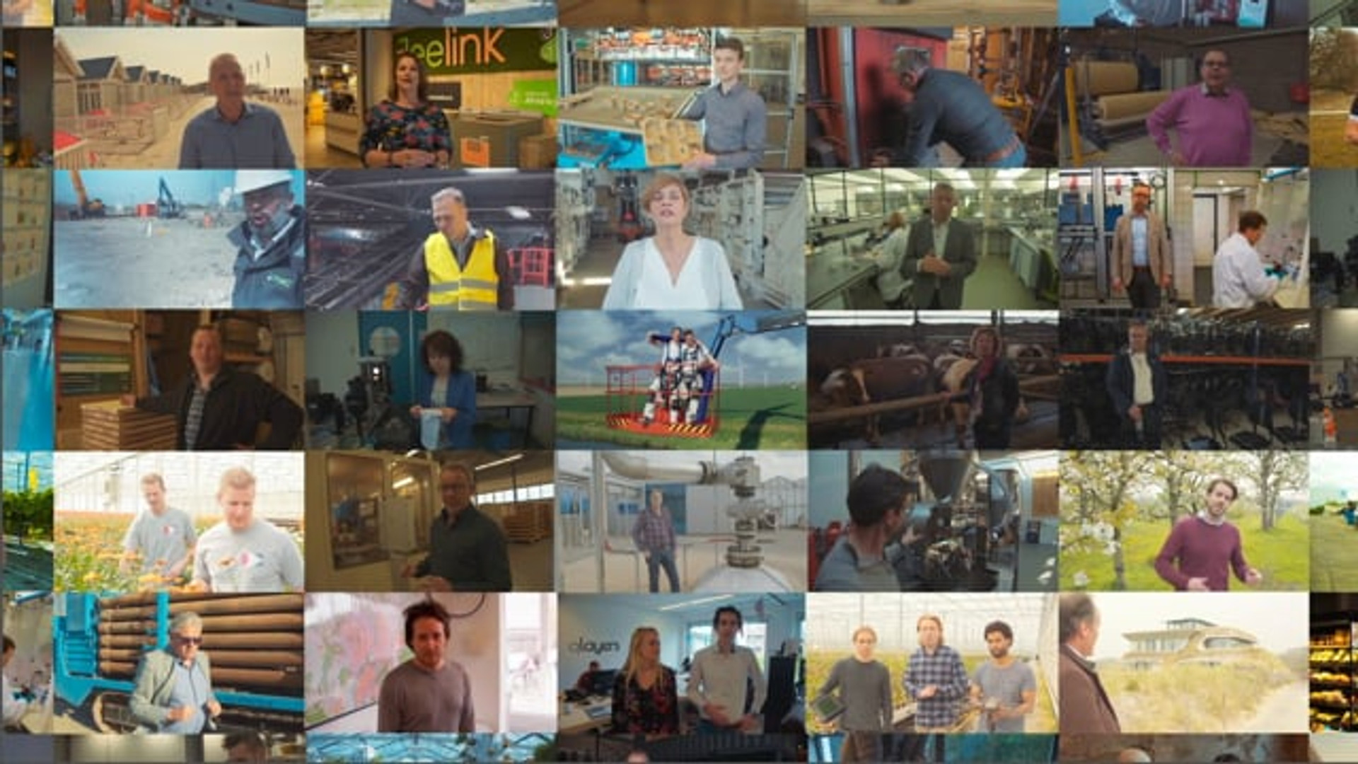 RABOBANK BUSINESS INNOVATION CAMPAIGN