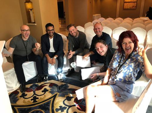 THE INNOVATION JURY AT DUBAI LYNX 2018