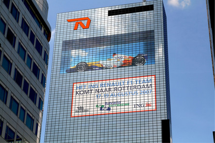 ING F1 SPONSORHIP TACTICAL AD