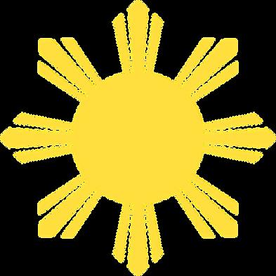 Sun Burst - Nation's Symbol