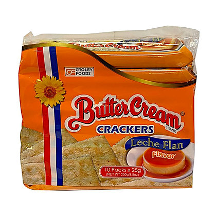 Croley Foods Butter Cream Crackers