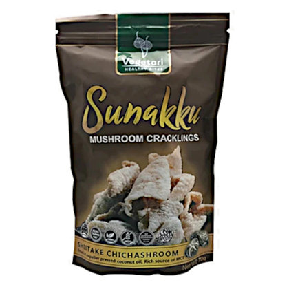 Sunakku Mushroom Cracklings