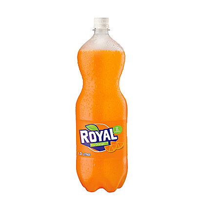 Royal Tru-Orange Soda