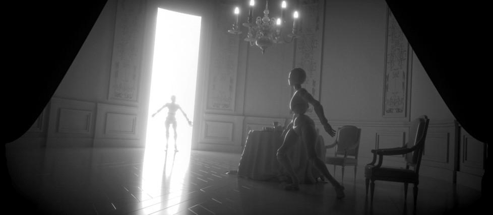 Performance in Mariinsky theatre
