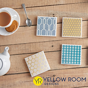 YELLOW ROOM DESIGNS