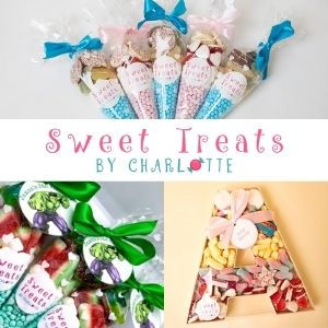 SWEET TREATS BY CHARLOTTE