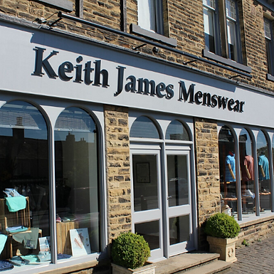 KEITH JAMES MENSWEAR
