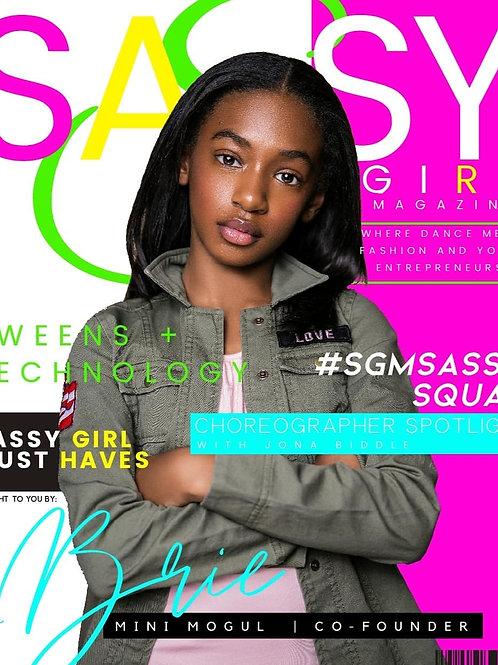 SGM VOL. I (Where Dance Meets Fashion & Young Entrepreneurship