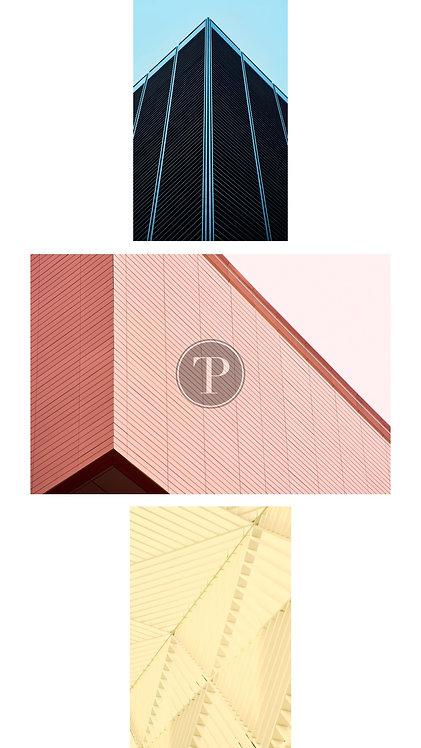 Geometric Hues