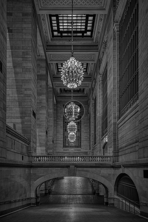 Grand Central Depth