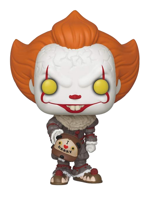 Pop! Movies: IT Chapter 2 - Pennywise with Beaver Hat Special ED.