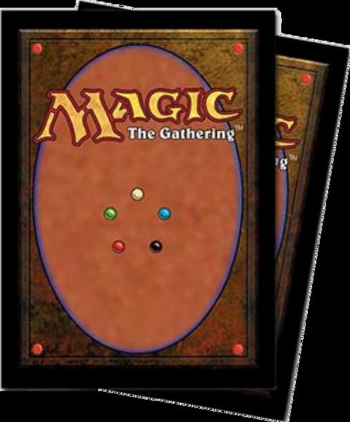 Ultra PRO Standard Sleeves - Magic Card Back
