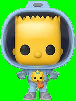 POP! ANIMATION: SIMPSONS SPACEMAN BART