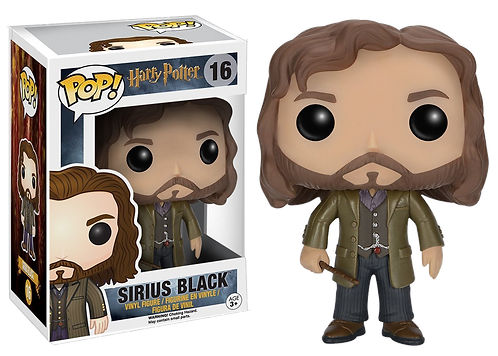 Funko POP! - Harry Potter 16 - Sirius Black