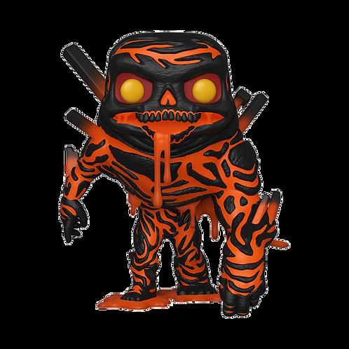 Funko POP! Spider-Man: Far From Home - Molten-Man