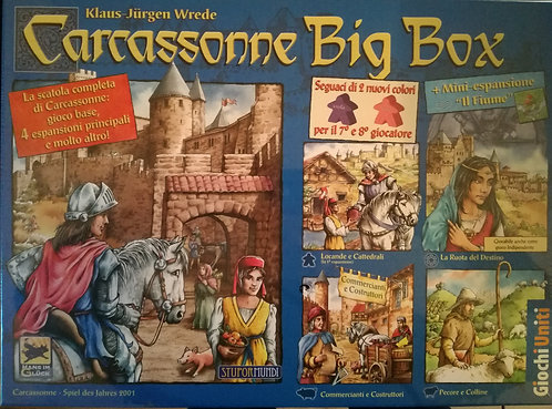 Carcassonne BIg Box - IT