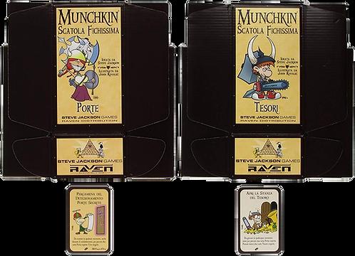 Munchkin - Scatole Fichissime