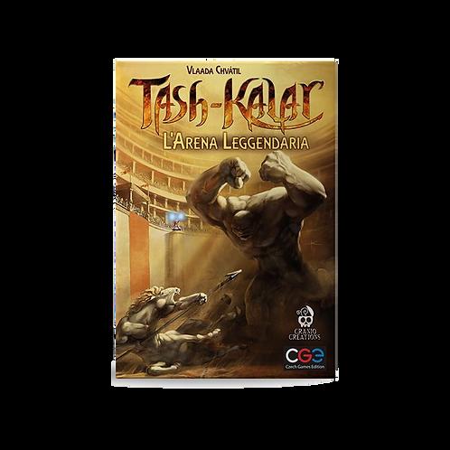 TASH KALAR