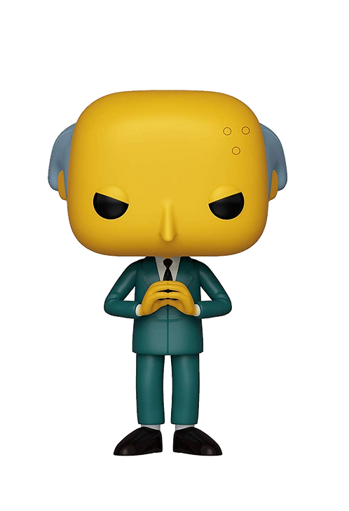Funko POP! The Simpsons: Mr. Burns