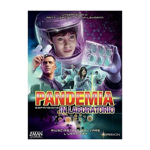 Pandemic: In Laboratorio