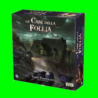Le Case della Follia 2^ Ed Esp Viaggi Terrificanti