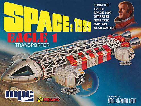 SPACE 1999 EAGLE 1 MK