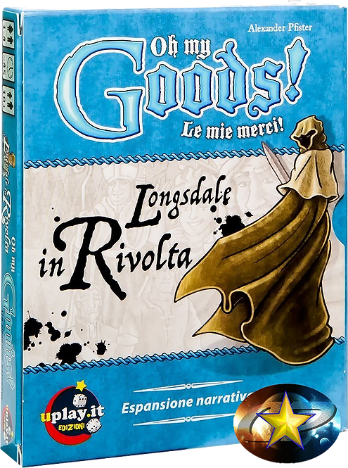 Oh My Goods!: Longsdale in Rivolta