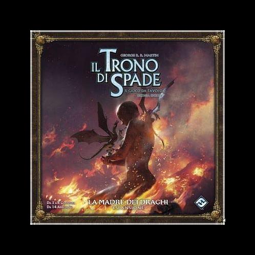 Il Trono di Spade: Il Gioco da Tavolo 2.a Edizione - ESP La Madre dei draghi