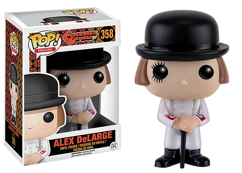 FUNKO - POP! Movies - Orange Mécanique 358 - Alex Delarge