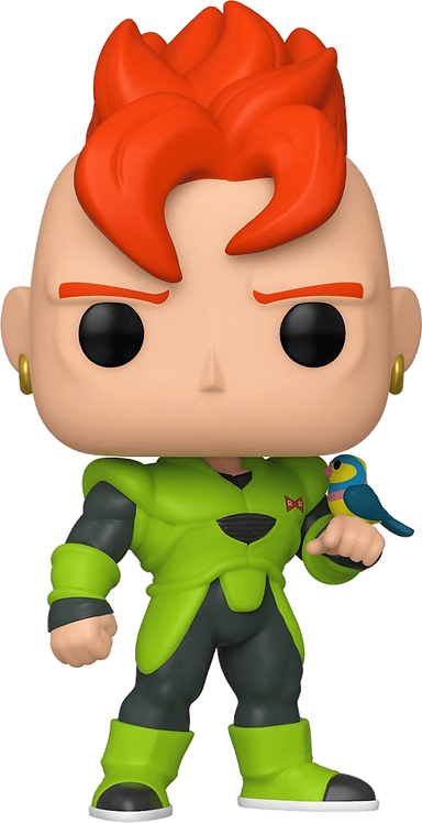 POP! ANIMATION: DRAGON BALL Z ANDROID 16
