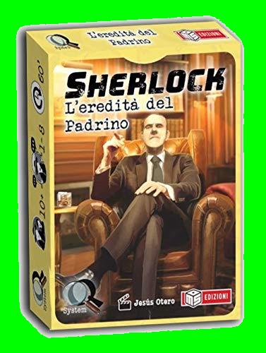 Sherlock - Serie 2 - L'Eredità del Padrino