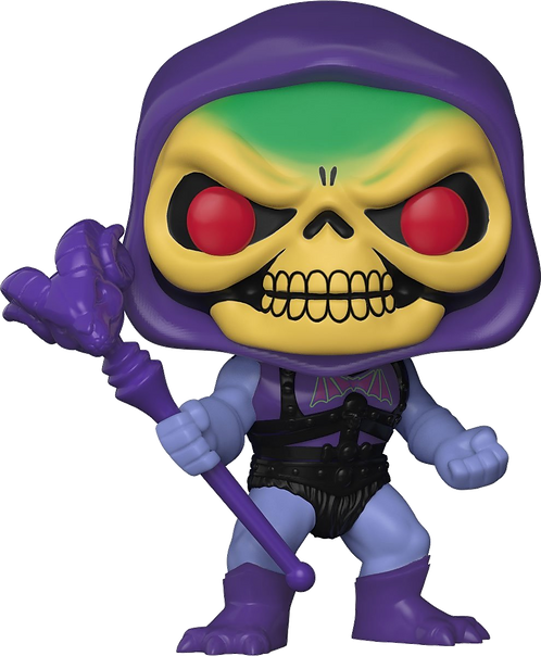 Funko POP! Movies Masters of the Universe 563 - Battle Armor Skeletor