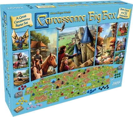 Carcassonne BIg Box 2017 - IT
