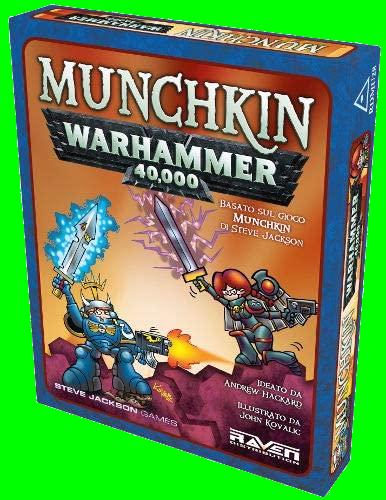 Munchkin - WARHAMMER 40000