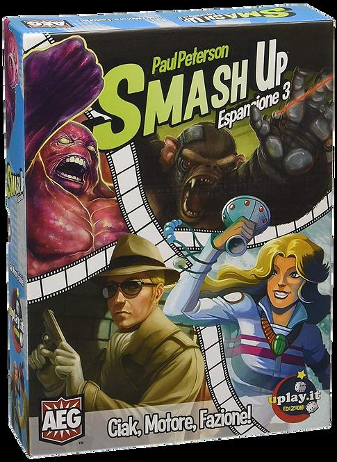 Smash Up: ESP Ciak, Motore, Fazione!