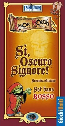 SI OSCURO SIGNORE Set Base ROSSO