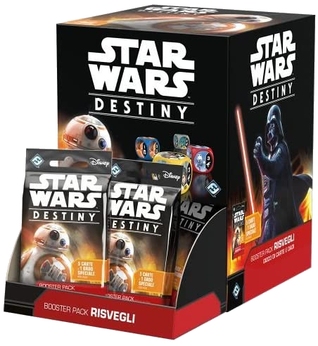 Box Star Wars Destiny : RISVEGLI