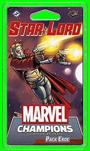 Marvel Champions - LCG: Star-Lord